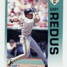 1992 Fleer Baseball #564 Gary Redus - Pittsburgh Pirates
