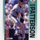 1992 Fleer Baseball #562 Bob Patterson - Pittsburgh Pirates