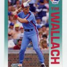 1992 Fleer Baseball #494 Tim Wallach - Montreal Expos