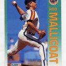 1992 Fleer Baseball #440 Rob Mallicoat - Houston Astros