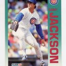 1992 Fleer Baseball #383 Danny Jackson - Chicago Cubs