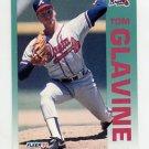 1992 Fleer Baseball #358 Tom Glavine - Atlanta Braves