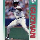 1992 Fleer Baseball #330 Juan Guzman - Toronto Blue Jays