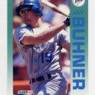 1992 Fleer Baseball #275 Jay Buhner - Seattle Mariners