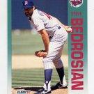 1992 Fleer Baseball #197 Steve Bedrosian - Minnesota Twins