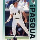 1992 Fleer Baseball #093 Dan Pasqua - Chicago White Sox