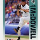 1992 Fleer Baseball #089 Jack McDowell - Chicago White Sox