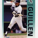 1992 Fleer Baseball #082 Ozzie Guillen - Chicago White Sox