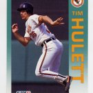1992 Fleer Baseball #011 Tim Hulett - Baltimore Orioles