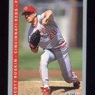 1993 Fleer Baseball #398 Scott Ruskin - Cincinnati Reds