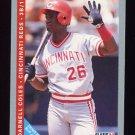 1993 Fleer Baseball #388 Darnell Coles - Toronto Blue Jays