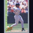 1993 Fleer Baseball #351 Gary Sheffield RT - San Diego Padres