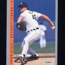 1993 Fleer Baseball #230 John Kiely - Detroit Tigers