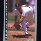 1993 Fleer Baseball #151 Bud Black - San Francisco Giants