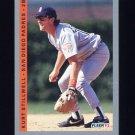 1993 Fleer Baseball #148 Kurt Stillwell - San Diego Padres