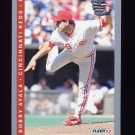 1993 Fleer Baseball #029 Bobby Ayala RC - Cincinnati Reds