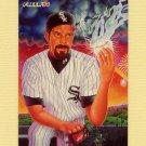 1994 Fleer Baseball Pro-Visions #7 Jack McDowell - Chicago White Sox