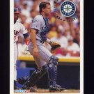 1994 Fleer Baseball #288 Bill Haselman - Seattle Mariners