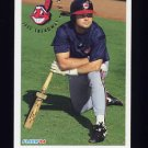 1994 Fleer Baseball #122 Jeff Treadway - Cleveland Indians