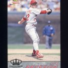 1994 Pacific Baseball #142 Tom Browning - Cincinnati Reds