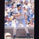 1995 Pacific Baseball #375 Mark Carreon - San Francisco Giants