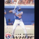 1995 Pacific Baseball #275 Rondell White - Montreal Expos