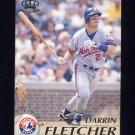 1995 Pacific Baseball #266 Darrin Fletcher - Montreal Expos