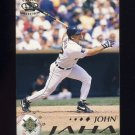 1995 Pacific Baseball #234 John Jaha - Milwaukee Brewers