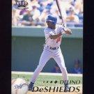 1995 Pacific Baseball #215 Delino DeShields - Los Angeles Dodgers