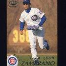 1995 Pacific Baseball #081 Eddie Zambrano - Chicago Cubs