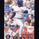 1995 Pacific Baseball #055 Chili Davis - California Angels