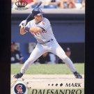 1995 Pacific Baseball #054 Mark Dalesandro - California Angels
