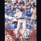 1995 Pacific Baseball #048 John Valentin - Boston Red Sox