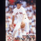 1995 Pacific Baseball #041 Nate Minchey - Boston Red Sox