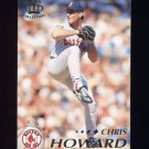 1995 Pacific Baseball #039 Chris Howard - Boston Red Sox