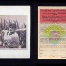 1989 Bowman Baseball Reprint Inserts #02 Yogi Berra 48 - New York Yankees