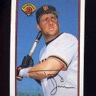 1989 Bowman Baseball #479 Tracy Jones - San Francisco Giants