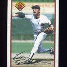 1989 Bowman Baseball #449 Eddie Whitson - San Diego Padres