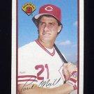 1989 Bowman Baseball #313 Paul O'Neill - Cincinnati Reds