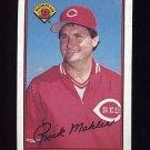 1989 Bowman Baseball #302 Rick Mahler - Cincinnati Reds