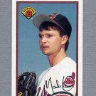 1989 Bowman Baseball #087 Mark Lewis RC - Cleveland Indians Ex