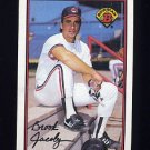 1989 Bowman Baseball #086 Brook Jacoby - Cleveland Indians
