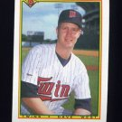 1990 Bowman Baseball #413 Dave West - Minnesota Twins