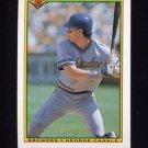 1990 Bowman Baseball #392 George Canale RC - Milwaukee Brewers