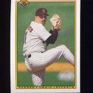 1990 Bowman Baseball #206 Craig Lefferts - San Diego Padres