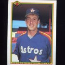 1990 Bowman Baseball #075 Dave Rohde RC - Houston Astros