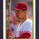 1990 Bowman Baseball #053 Chris Sabo - Cincinnati Reds