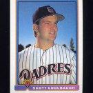 1991 Bowman Baseball #649 Scott Coolbaugh - San Diego Padres