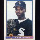 1991 Bowman Baseball #347 Johnny Ruffin RC - Chicago White Sox