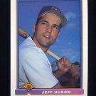 1991 Bowman Baseball #273 Jeff Huson - Texas Rangers